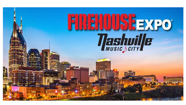 Firehouse Expo 2017 Charlotte, Nashville, TN